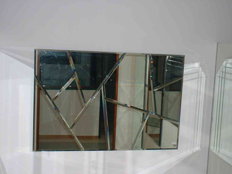specchio con incisioni